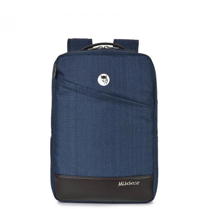 Balo Mikkor The Norris Backpack Navy
