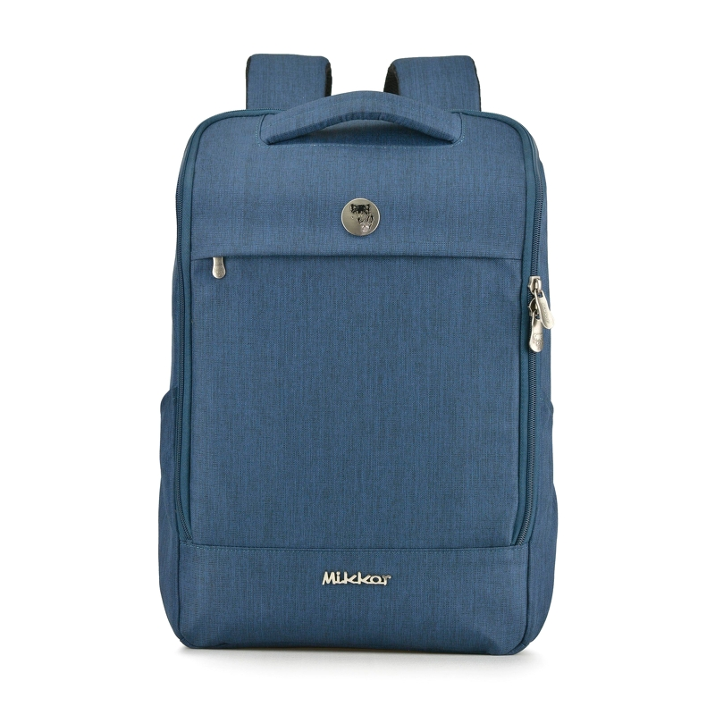 Balo laptop Mikkor The Lewie Backpack Navy