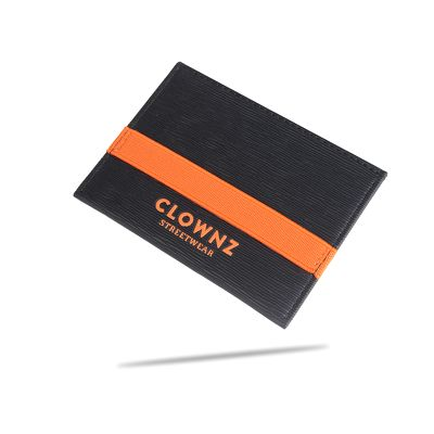 ClownZ Card Holder - Black