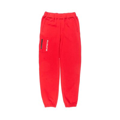 ClownZ Basic Sweat Pants Red