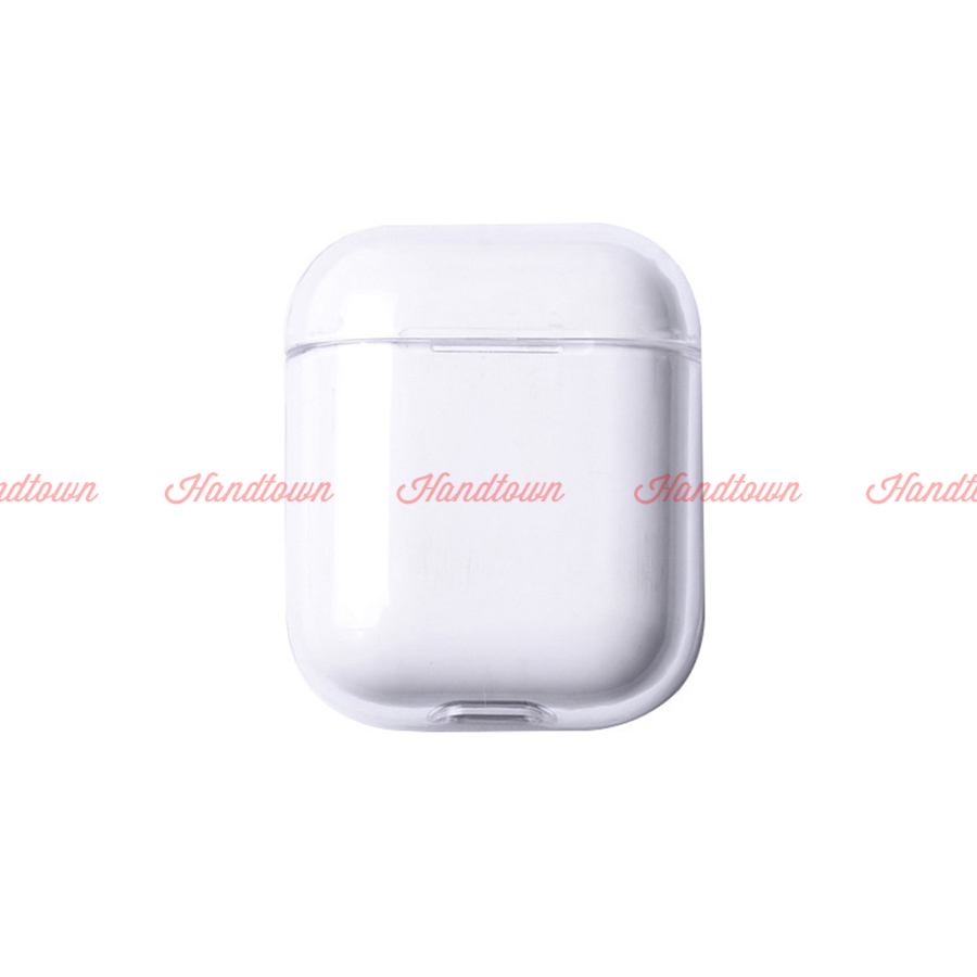 Vỏ Airpods Nhựa Cứng Trong Suốt