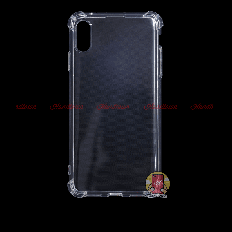 Ốp iPhone XS MAX silicon dẻo trong suốt Chống sốc