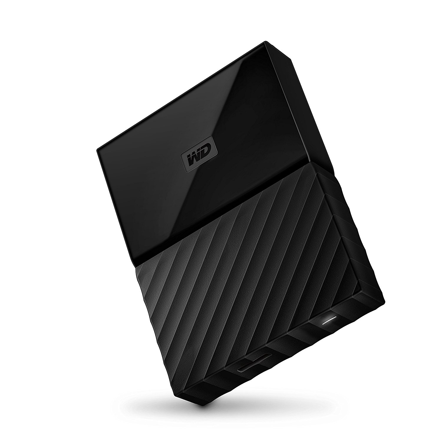 WD 1TB My Passport USB 3.0 Secure Portable Hard Drive (Đen)