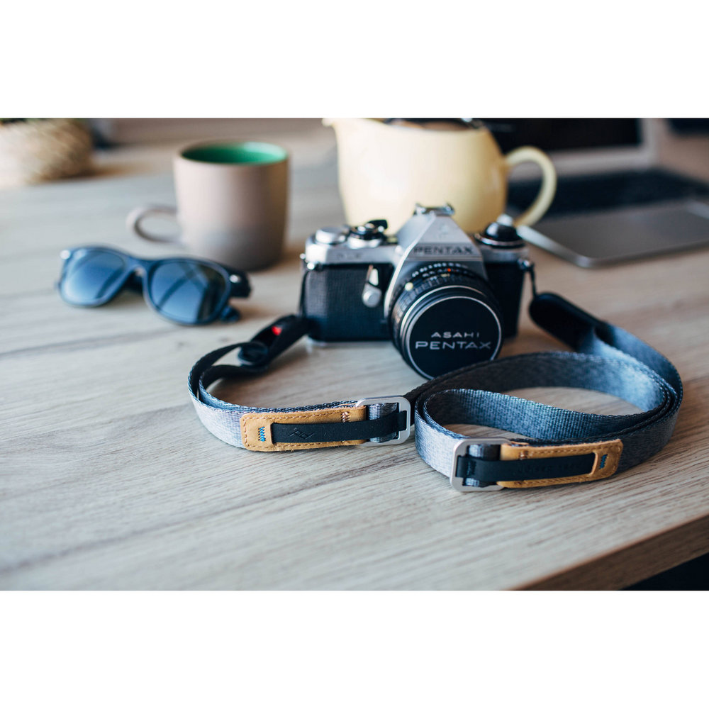 Peak Design Leash 2.0 - Camera Strap - màu Ash
