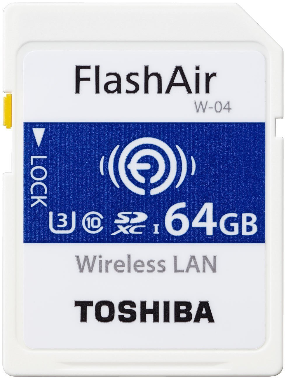 Thẻ Nhớ SD Toshiba WiFi 64GB FlashAir W-04 U3