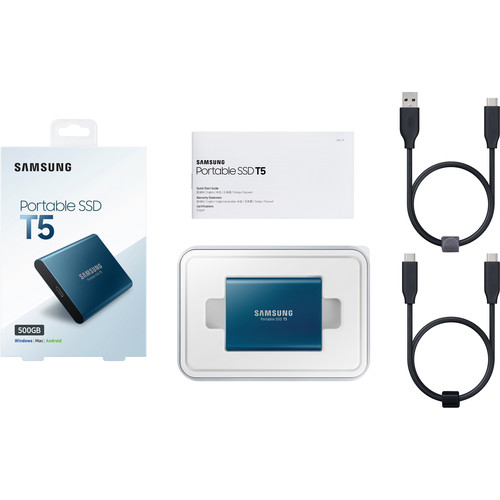 Ổ Cứng Samsung T5 500GB