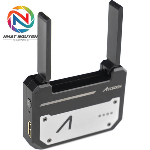 Accsoon CineEye 5G Wireless Video Transmitter for Mobile Devices