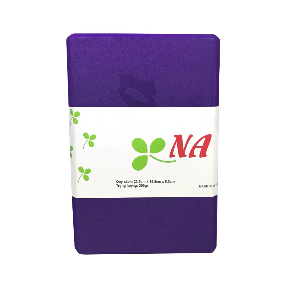 Gạch tập yoga cao cấp NA 300gr