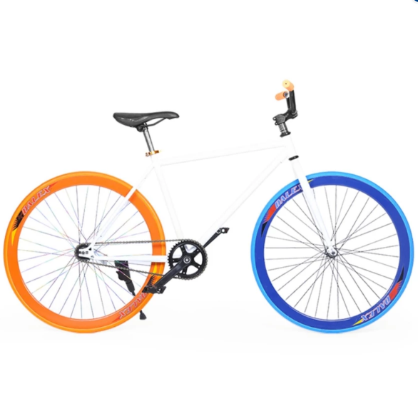 Xe đạp Fixed Gear Single Cổ Chữ A New Model