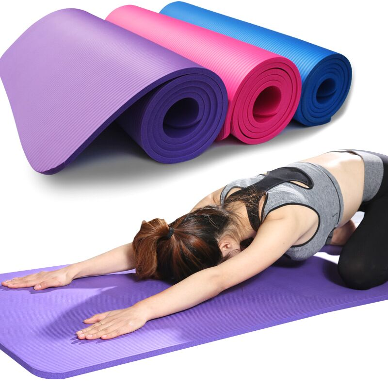 Thảm tập Yoga NBR Training Mat 10mm