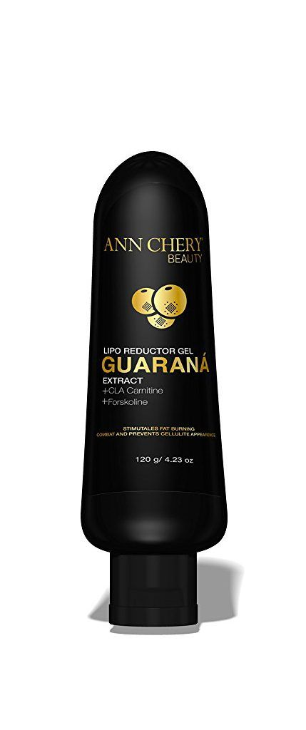Kem Ann Chery Beauty Guarana 120gr