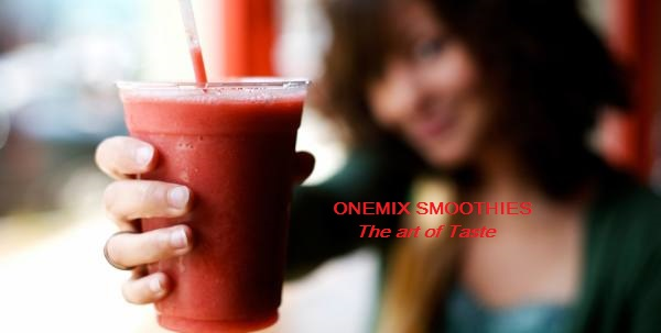 Bột Mix (Bột Frappe) OneMix Smoothies 1kg