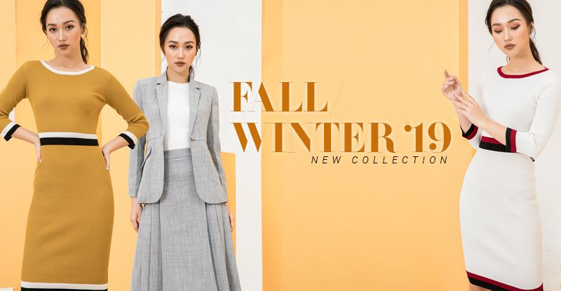 FALL/WINTER' 19 COLLECTION