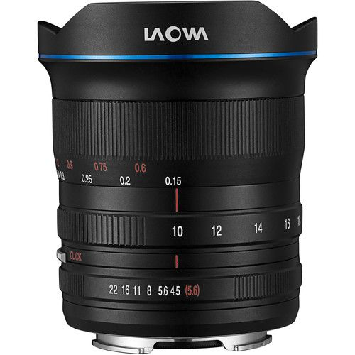 Ống kính Laowa 10-18mm f/4.5-5.6 FE Zoom for Sony E-mount- New