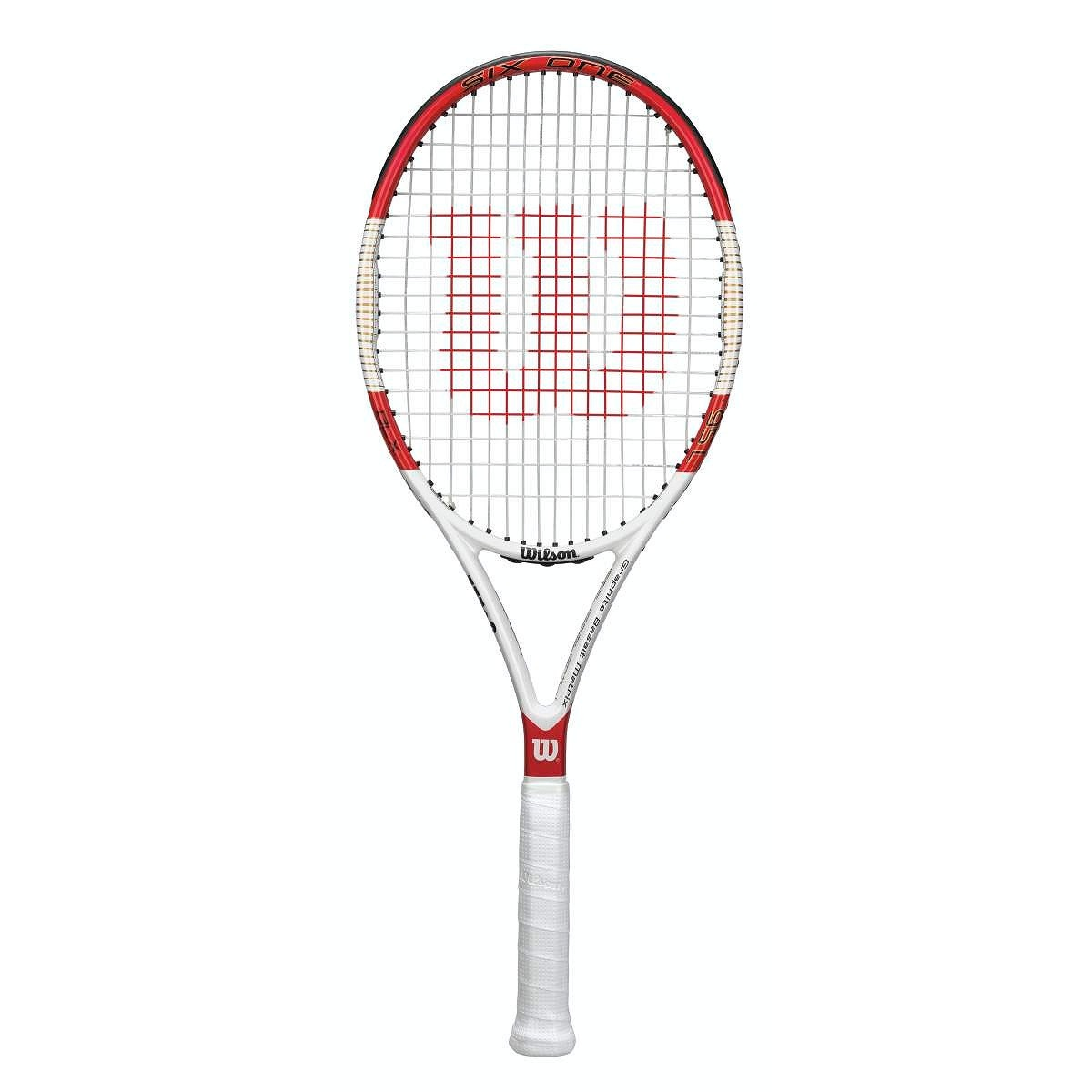 Vợt Tennis Wilson Six One 95 L BLX 18x20 2014 (289gr)
