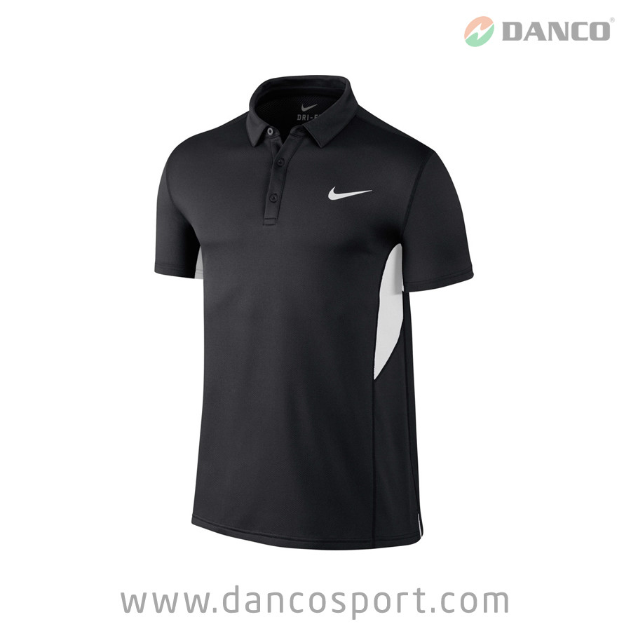 V Áo T Nike Court S Polo 644779-010 XL