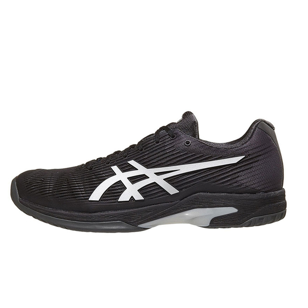 Giày Tennis Asics Solution Speed FF Black/Silver K.1041A003-001