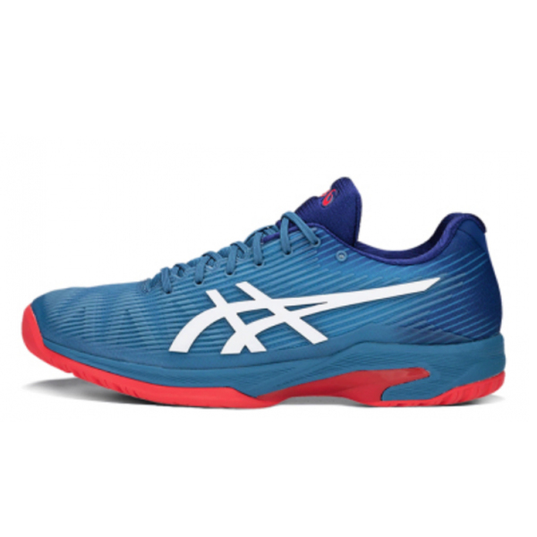 Giày Tennis Asics Solution Speed FF Azure/White K.1041A003-400