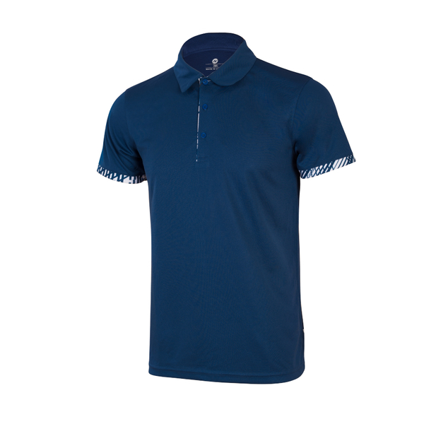 Áo Tennis Danco Polo Nam Navy TN186-0011