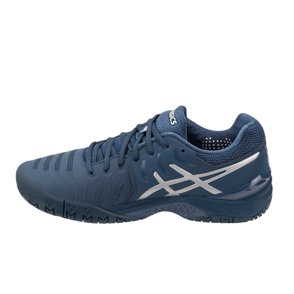 Giày tennis Asics Gel Resolution 7 Novak US Open 2018 K.E805N-400
