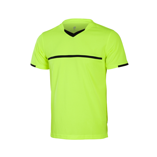 Áo Tennis Danco V'shirt Nam Xanh Neon TN186-0005