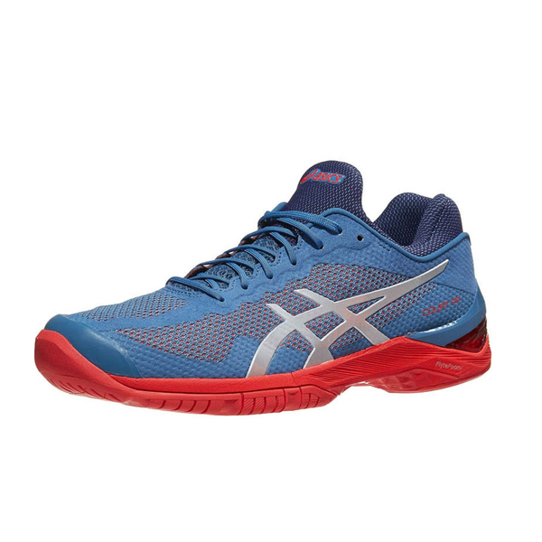 Giày tennis Asics Gel Court FF Blue/Red E700N.400