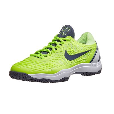 Giày Tennis NADAL Nike Air Zoom Cage 3 2019 Volt/White 918193-701