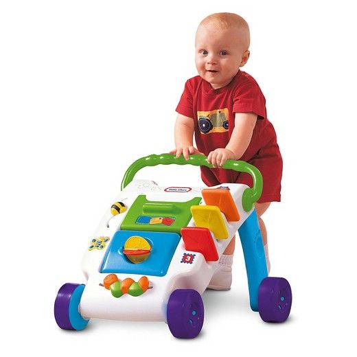 Xe Tập Đi Little Tikes Wide Tracker™ Activity Walker LT-627712M