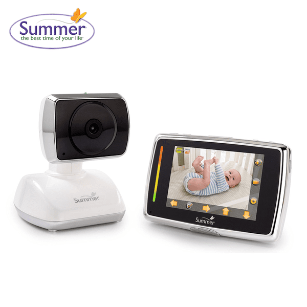 Camera Báo Khóc Baby Touch Plus Summer SM28620