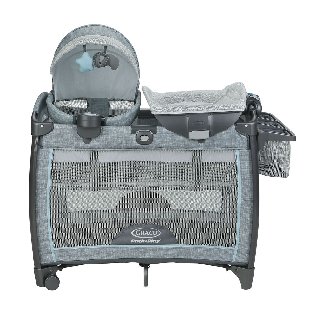 Giường Cũi Graco Portable Napper & Changer Day2Dream BS Layne