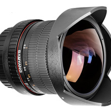 Samyang 8mm f/3.5 Asph IF MC Fisheye CSII - Mới 100%