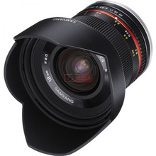 Samyang 12mm F2 For Sony/Fuji/M43/Canon M