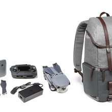 Manfrotto Lifestyle Windsor Backpack-Chính hãng