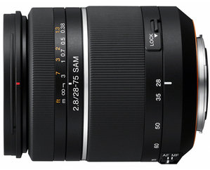 Sony AF 28-75mm F2.8 SAM - Mới 99.99%- Full box