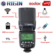 Flash Godox TT685S for Ca/Ni/Sony