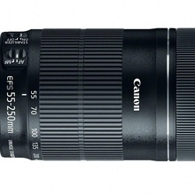 Canon 55-250mm F4-5.6 STM-Mới 100%