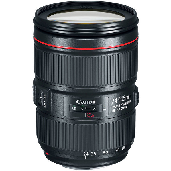 Canon 24-105mm F4L IS II USM- Mới 100%