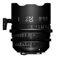 Sigma 20mm T1.5 FF High-Speed Prime