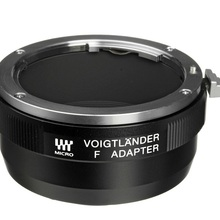 Voigtlander Nikon F Micro Four Third Adapter