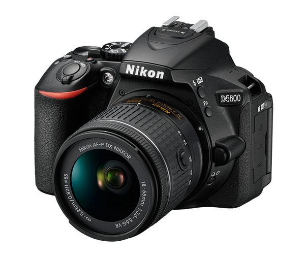 Nikon D5600+ 18-55mm VR KIT-Mới 100%