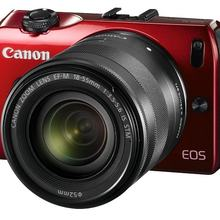 Canon EOS M + 18-55mm IS STM-Mới 98%