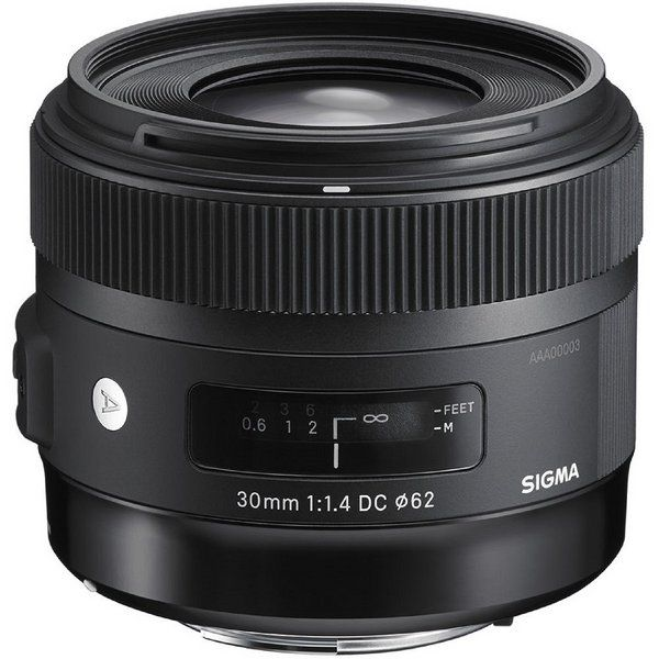 Sigma 30mm F1.4 ART - 98%