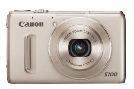 Canon S100- Mới 98%