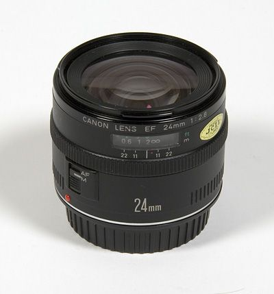 Canon EF 24mm f/2.8- Mới 90%