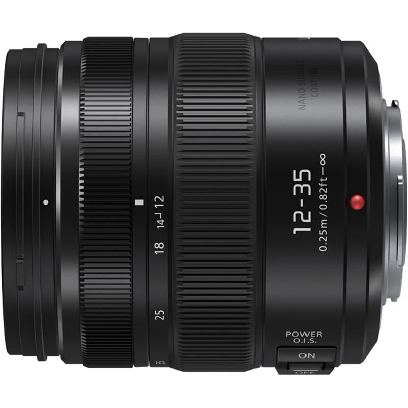 Panasonic Lumix G X Vario 12-35mm f/2.8 II ASPH Power O.I.S.