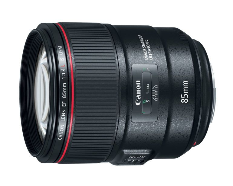 Canon 85mm F1.4 L IS USM - Mới 100%