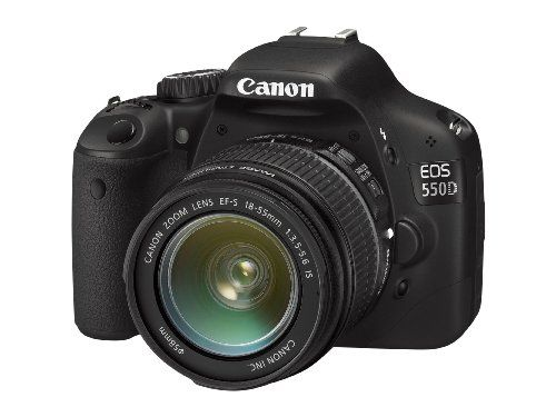 Canon 550D +18-55mm - Mới 95%