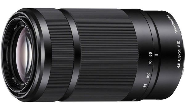 Sony 18-200mm F3.5-6.3 OSS E mount -Mới 99%