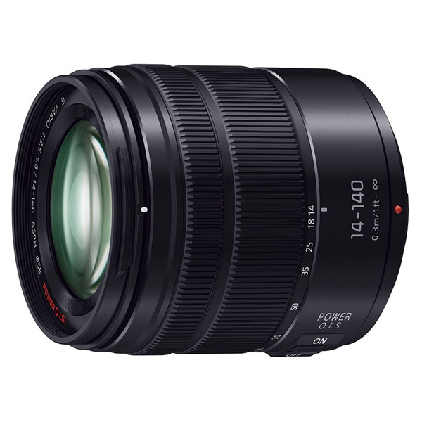 Panasonic 14-140mm f/3.5-5.6 ASPH. POWER O.I.S-Mới 98%