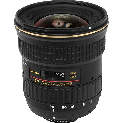 Tokina AF 12-24mm f/4 AT-X Pro DX / Mới 98%